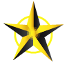 Gold Star I - Accomplished a great selfless act.