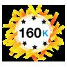 160K Karma - Has at least 160,000 karma points.