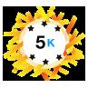 5K Karma - Has at least 5,000 karma points.